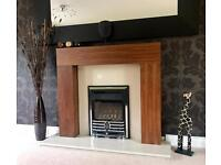 Fireplace Hearth fire surround