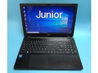 Acer Fast HD Laptop 4GB, 500GB, Slim, Win 10, HDMI, Excellent Condition, Microsoft office