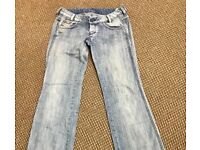 Diesel jeans. Worn once. W29 L34. As good as new.