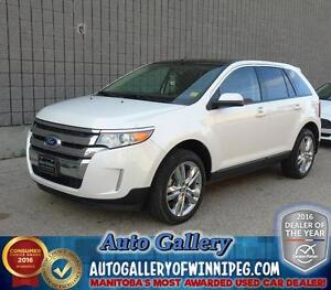 2013 Ford Edge SEL *AWD/Nav/Pano