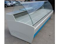 Serve-Over Display Counter (2.85m) fridge