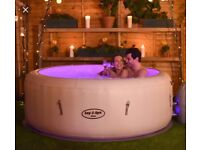Inflatable hot tub Paris Lay Z Spa