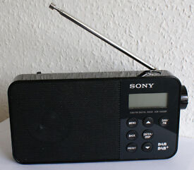 Sony DAB/FM Radio