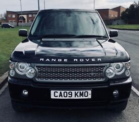 Range rover diesel automatic sat nav FINANCE available