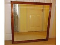 Large Ducal Bevelled Edge Mirror