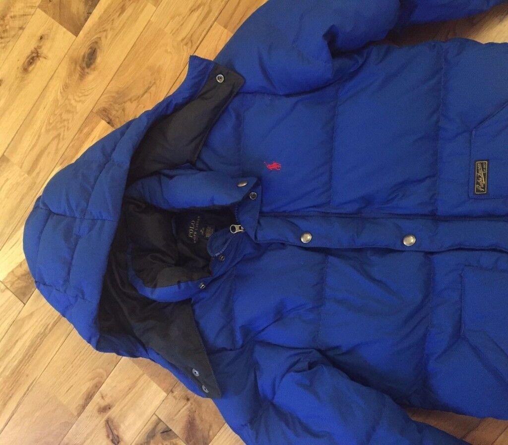 Boys Ralph Lauren padded jacket