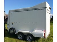 Trailer - Tow A Van 480D 10ft by 6ft by 6ft 6ins