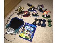 PS4 skylanders imaginators bundle