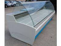 Serve-Over Display Counter (2.85m) fridge
