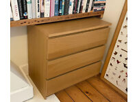 Chest of drawers from ikea