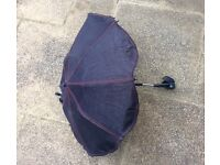 Mothercare clip-on parasol for pushchair/pram