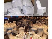 Lycra Chair Covers 200 gsm NEW x 100