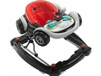 Baby boys coupe walker