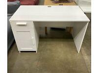 BRIMNES Desk, white 120x65 cm, IKEA Milton Keynes #bargaincorner