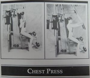 MuscleTech, A-body, weight & pulley, strength machine,  home gym Kitchener / Waterloo Kitchener Area image 3