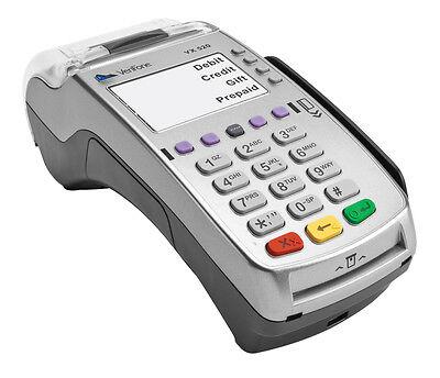 Unlocked Verifone Vx520 Emv Credit Card Machine M252-753-03-naa-3