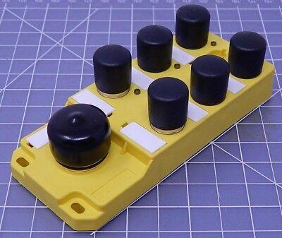 Woodhead Brad Harrison Bty601p-fbc 6-port Splitter Box