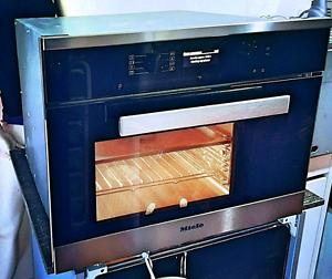 Miele steam combination  oven DCG 6400Ed Casula Liverpool Area Preview