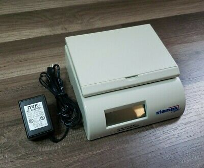 Stamps.com Electronic Postage Scale 5 Lb. Capacity Very Clean