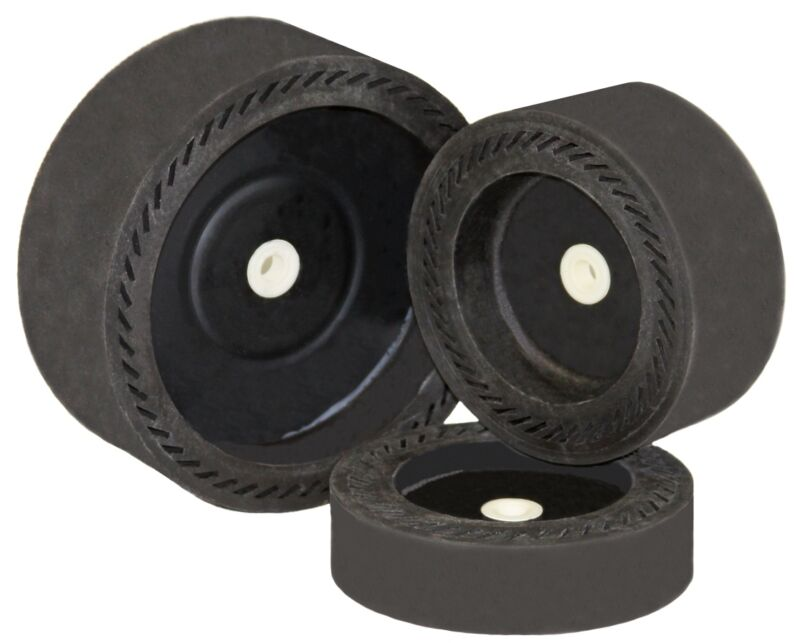 """rle 6"""" EXPANDING DRUM, RUBBER 2.5"""" x 6"""" FOR 18 15/16"""" SANDING BELTS"""