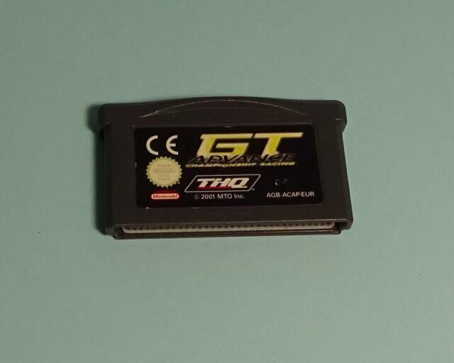 Nintendo Game Boy Advance~GT Advance Championship Racing (2001) Cartridge/Modul