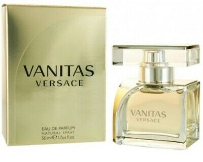 VERSACE VANITAS EAU DE PARFUM EDP - WOMEN'S FOR HER. NEW. FREE SHIPPING