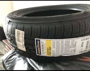 17 inch all season tires ( 5 tires )