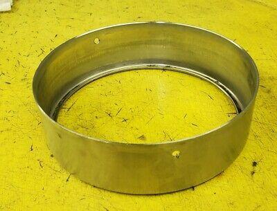 Hobart Mixer C100 10qt Drip Cup - Planetary Drip Trim Ring Good Used