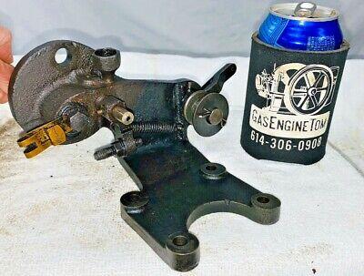 303j88 Webster Mag Igniter Bracket 16 Hp Galloway Hit Miss Engine Ignitor Mag