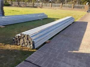 Wire mesh galvanised & Steel RHS Vineyard Hawkesbury Area Preview