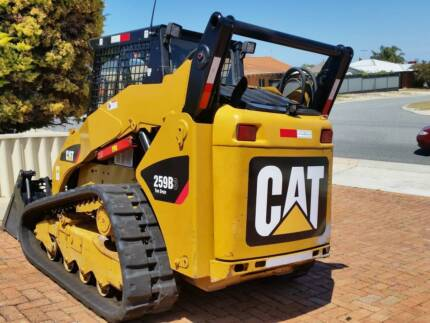 Caterpillar Track Loader 259B 3 Two Speed EXCELLENT Condition