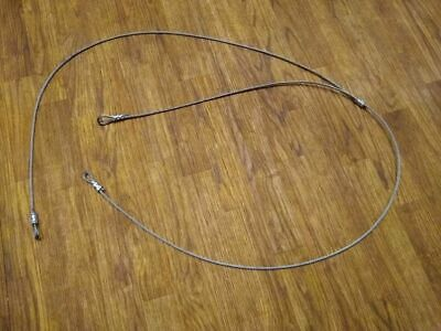 Replacement Winch Cable Hud-son Hudson Oscar 18 Custom Made Band Saw Mill