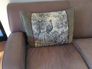 Sofa cushions x 4 Hunters Hill Hunters Hill Area Preview