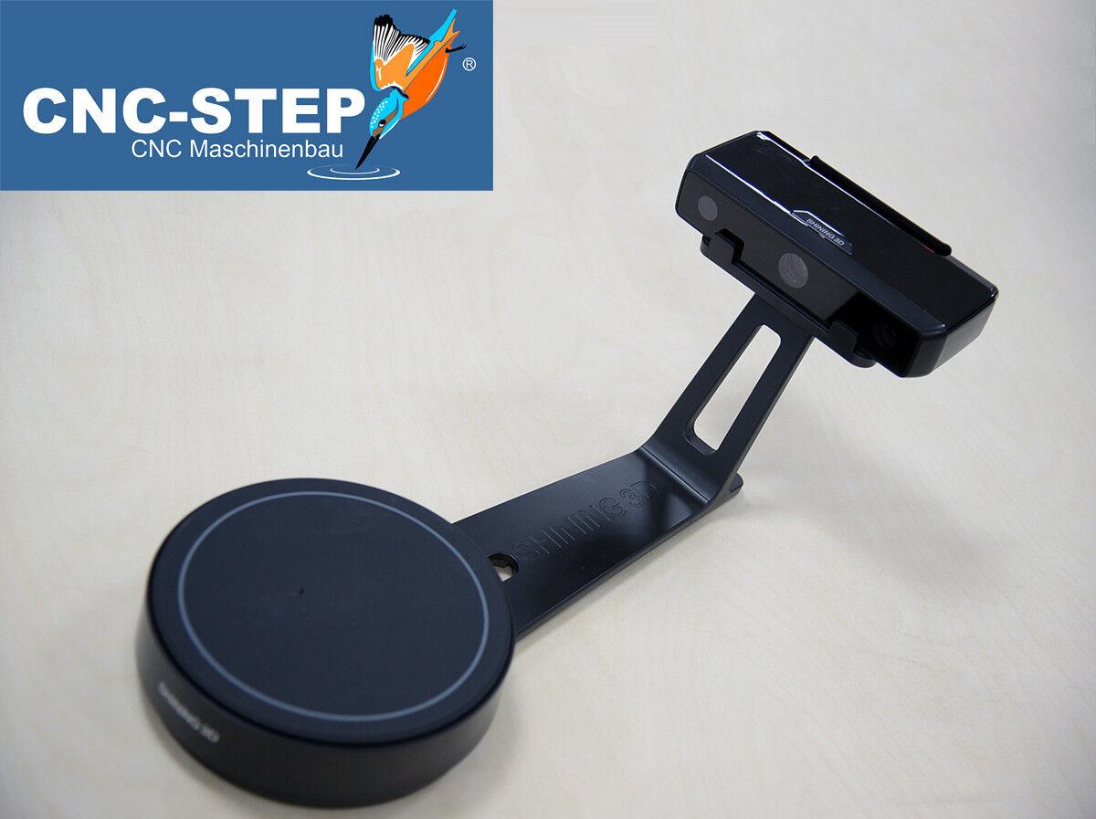 3D Scanner - Shining 3D EinScan-SE -scannen- Scansystem-Scaneinheit f. CNC Fräse