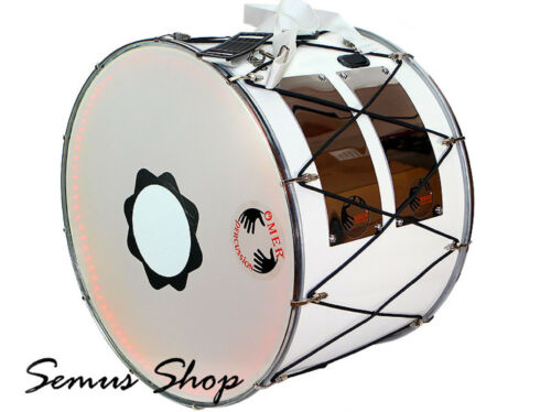 Oriental Pro 20 7/8in Davul Dhol Drums / Percussion With LED 100% Handmade (18)