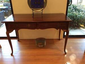 Solid Wood Side Table Hunters Hill Hunters Hill Area Preview