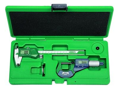 5022 Insize 2pc Electronic Tool Set