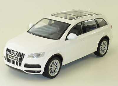 RC Audi Q7 (White - 40 Mhz)   --  NEU -- ferngesteuert