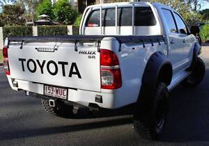 2012 Toyota Hilux TURBO DIESEL 4X4  REGO RWC Southport Gold Coast City Preview