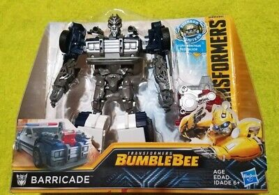 ☆● Transformers: Bumblebee -- Energon Igniters Nitro Series Barricade ● New ☆