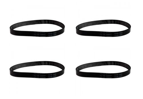(4) Sharp EC12TWT4 Vacuum Cleaner Belt  - NEW