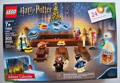 Lego 2019 Harry Potter 75964 Advent Calendar NEW christmas Damaged Box