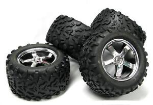 T-Maxx 3.3 TIRES 4973 5373 (4 WHEELS 6.3