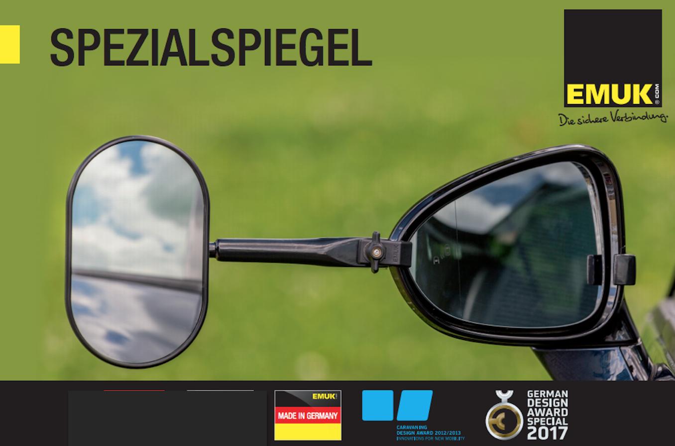 EMUK Spiegel Wohnwagenspiegel BMW X1 F48 ab 10/2015 2er… |