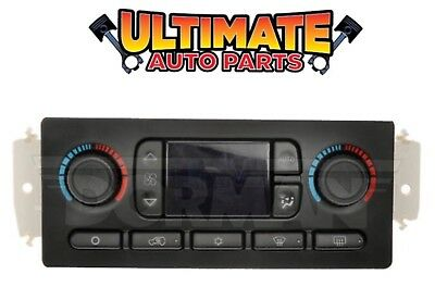 Automatic  Temperature Climate Heater   Ac Control For 03 07 Hummer H2