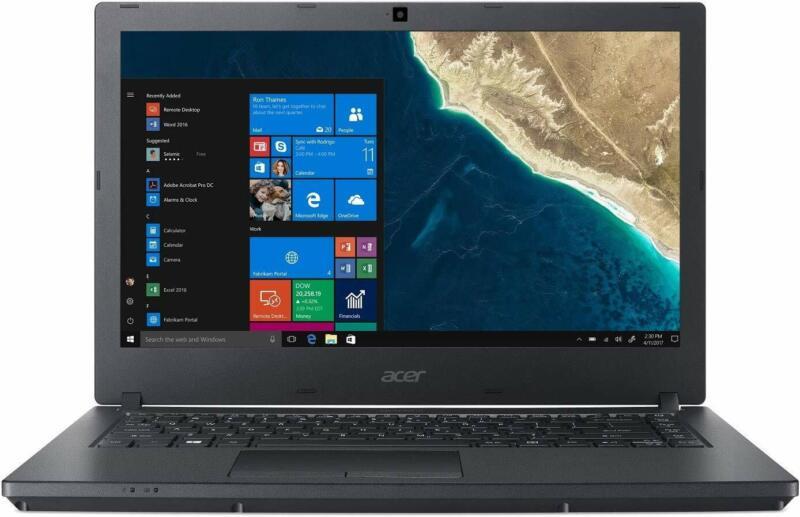 Acer-TravelMate---14-Laptop-Intel-i5-8250U-1.6GHz-8GB-Ram-500GB-HDD-Win10P