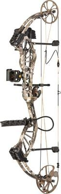 New 2019 Bear Archery Approach RTH Compound Bow 70# Right Hand Veil STOKE Camo