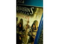 Assassin's creed newest one for ps4 STILL SEALED BRAN NEW!!