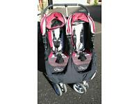 Baby Jogger city mini double Buggy