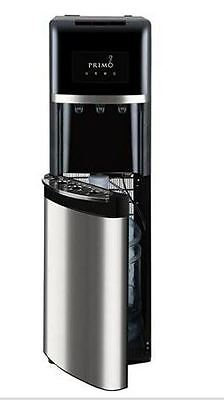 Cold Water Dispenser Hot Instant Bottom Load Primo Drinking Stand Stainless New